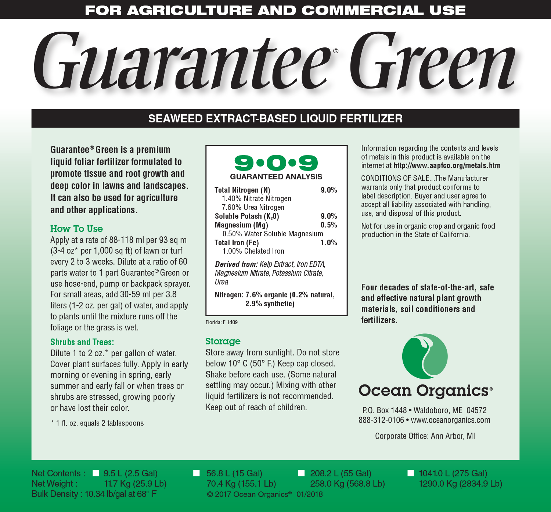 Agriculture   Ocean Organics